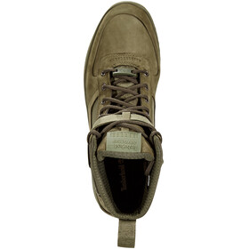 Timberland CityRoam Cupsole Chukka Shoes Men Dark Green Nubuck